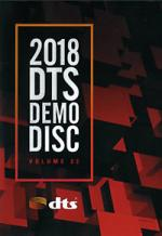 DTS Demonstration Disc (Blu-ray Demo Disc vol.22) (2018) [4K, HEVC, HDR, SDR] [Blu-Ray] [2160p]