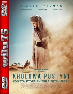 Królowa pustyni - Queen of the Desert *2015* [BDRip] [x264-KiT] [Lektor PL]
