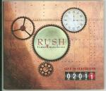 RUSH - TIME MACHINE-LIVE IN CLEVELAND 2011 (2011)  [WMA] [FALLEN ANGEL]