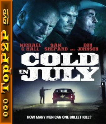 Chłód w lipcu / Cold in July (2014) [480p] [BRRip] [XviD] [AC3-LTN] [Lektor PL]