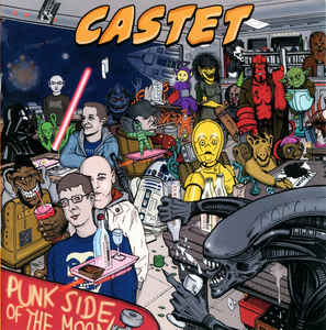 CASTET - PUNK SIDE OF THE MOON (2008) [FLAC] [FALLEN ANGEL]
