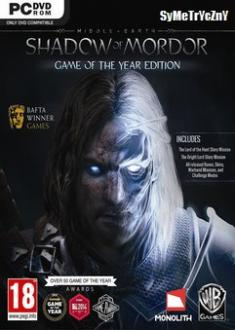Middle-Earth: Shadow Of Mordor - Game Of The Year Edition *2014-2015* - V1.0.1951.27 U8 (Update8) [+All DLCs] [MULTi9-PL] [ISO] [ELAMIGOS]