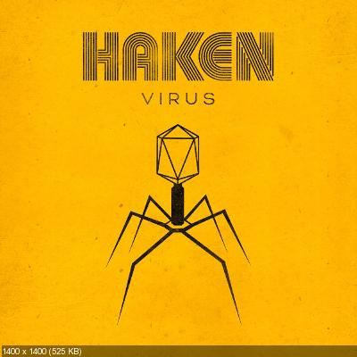 HAKEN - VIRUS (2020) [MP3@320] [FALLEN ANGEL]