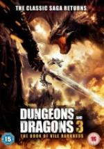 Lochy i smoki. Księga PLugawego Mroku/ Dungeons & Dragons: The Book of Vile Darkness (2012) [DVDRip.XviD] [AC-3] [Lektor PL]