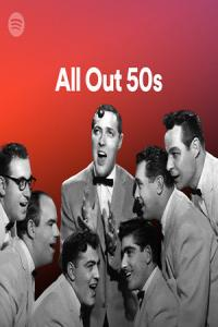 VA - 75 Tracks All Out 50s PLaylist Spotify (2020) [mp3@320]