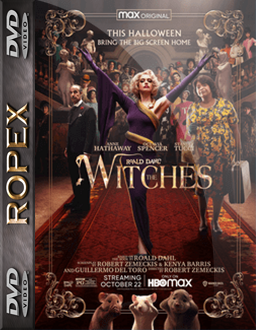 Wiedźmy - The Witches (2020) [1080p] [BluRay] [x264] [DD2.0-MXFiLMS] [Dubbing PL]