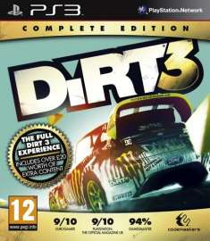 Dirt 3: ComPLete Edition [EUR] [ENG]