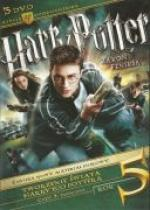 Harry Potter i Zakon Feniksa - Harry Potter and the Order of the Phoenix *2007* [PAL] [DVD9] [3DVD] [Dubbing i Napisy PL] [Edycja Kolekcjonerska]