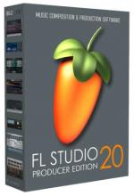 FL Studio Producer Edition 20.1.2 Build 887 - Final [ENG] [Patch installer] [azjatycki]
