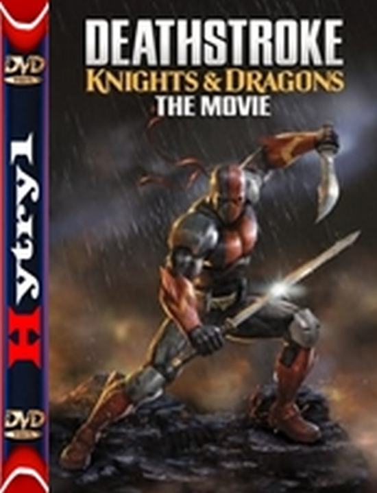 Deathstroke Knights & Dragons: The Movie (2020) [480p] [XviD] [AC3-H1] [Napisy PL]