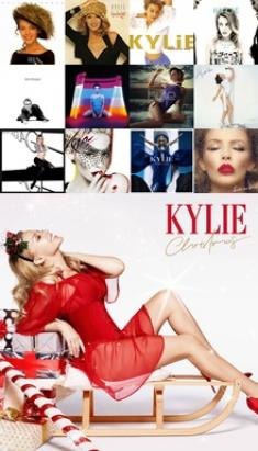KYLIE MINOGUE - Discography *1988 - 2015* [mp3@320kbps]