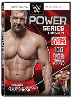 WWE Power Series: TriPLe H *2014* [DVDRiP.h264.ACC-FT] [ENG]