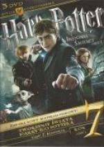 Harry Potter i Insygnia Śmierci Część I - Harry Potter and the Deathly Hallows Part I *2010* [PAL] [DVD9] [3DVD] [Dubbing i Napisy PL] [Edycja Kolekcjonerska]