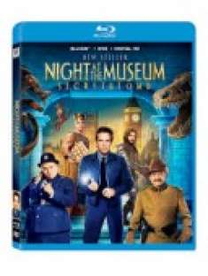 Noc w muzeum: Tajemnica grobowca - Night at the Museum: Secret of the Tomb (2014) (60 FPS) [1080p.BDRip.DTS-HDMA 7.1.x264.mkv] [ Napisy PL]