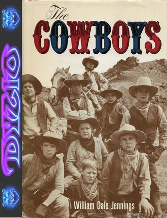 Kowboje - The Cowboys *1972* [DVDRip] [AC-3] [XviD] [Lektor PL] [DYZIO]