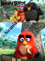 Angry Birds - The Angry Birds Movie (2016)  [720P] [BDRIP] [AC3] [XVID] [DUBBING PL] [HIRANIA]