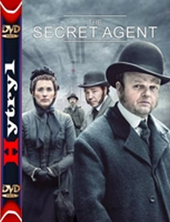Tajny agent - The Secret Agent (2016) [Sezon1] [480p] [HDTV] [XViD] [AC3-H1] [Lektor PL]