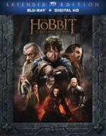 Hobbit Bitwa Pięciu Armii 3D - The Hobbit The Battle of the Five Armies 3D *2014* [1080p BluRay x264  AC3 j-23stan] [Extended] [Lektor PL]