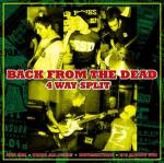 VARIOUS - BACK FROM THE DEAD-4 WAY SPLIT (2008) [WMA] [FALLEN ANGEL]
