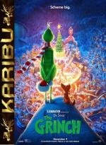 Grinch / The Grinch (2018) [BRRip] [XViD-MORS] [Dubbing PL] [Karibu]