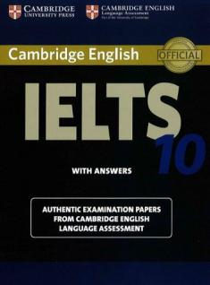 Cambridge IELTS 10 (2015) [RAR->PDF] [mp3] [ENG]
