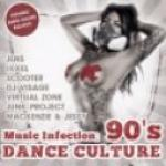 Music Infection: Dance Culture 90's (2018)       [mp3@320]