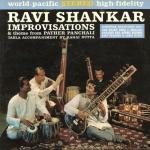 RAVI SHANKAR - IMPROVISATIONS AND THEME FROM PATHER PANCHALI (1962) [FLAC-VINYL] [FALLEN ANGEL]