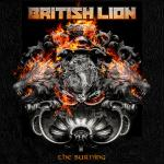 BRITISH LION - THE BURNING (2020) [FLAC] [FALLEN ANGEL]