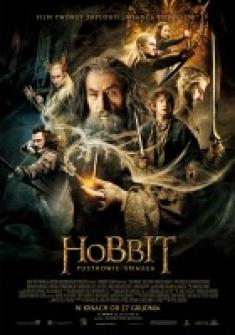 Hobbit: Pustkowie Smauga/ The Hobbit: The Desolation of Smaug (2013) [DVDRip.x264] [Dubbing PL]