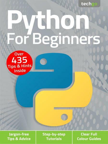 Techgo Python for Beginners – 5th Edition 2021 [ENG] [PDF] [sfpi] [FIONA9]