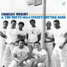 Charles Wright & The Watts 103rd Street Rhythm Band - 1968 Live at the Haunted House (2008) [FLAC]