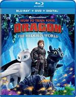 Jak wytresować smoka 3 / How to Train Your Dragon: The Hidden World (2019) [2D, 3D] [Blu-Ray EUR] [1080p] [Dubbing PL] [Napisy PL] [ISO]