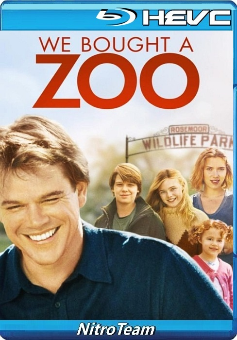 Kupiliśmy Zoo -  We Bought a Zoo *2011* [8Bit] [1080p.BluRay.H265.AC3.5.1-NitroTeam] [Napisy ENG-PL] [ENG-Lektor PL]