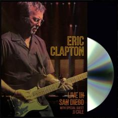 Eric Clapton: Live In San Diego (With Special Guest JJ Cale) (2017)[BRRip 1080p by alE13 AC3/DTS/PCM] [ENG]