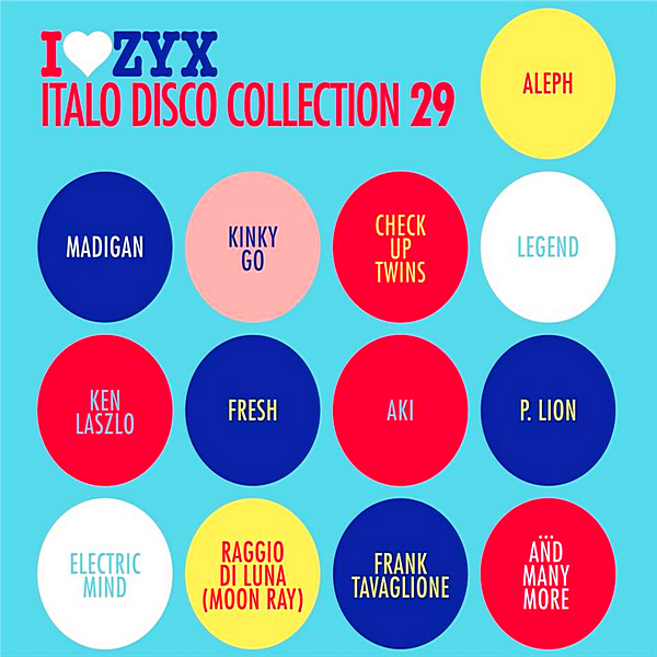 VA - ZYX Italo Disco Collection 29 (2020) [mp3@320]