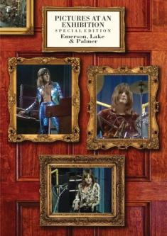 EMERSON, LAKE & PALMER - PICTURES AT AN EXHIBITION (2010) [DVD9] [NTSC] [FALLEN ANGEL]