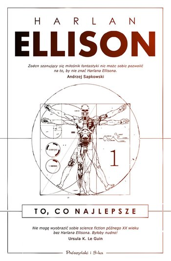 Harlan Ellison - To, co najlepsze. Tom 1 [PL] [PDF, MOBI, EPUB, AZW3] [FIONA9]