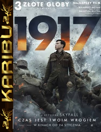 1917 *2019* [BDRip] [XviD-KiT] [Lektor PL] [Karibu]