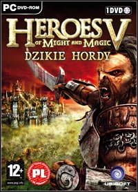 Heroes of Might and Magic V: Dzikie Hordy PC PL