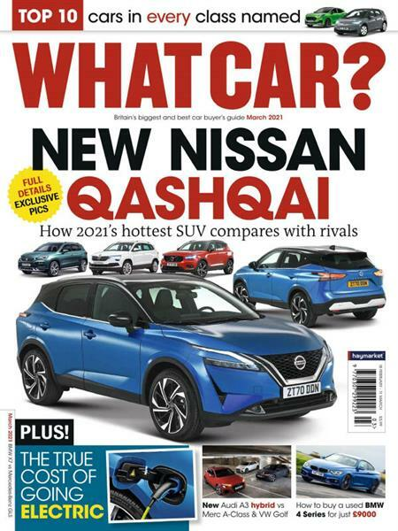 What Car? UK – March 2021 [ENG] [PDF] [sfpi] [FIONA9]