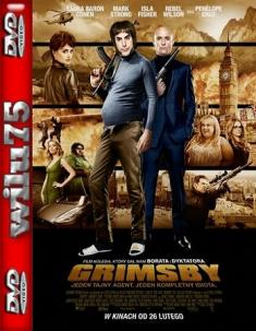 Grimsby - The Brothers Grimsby *2016* [WEB-DL] [XviD-MORS] [Napisy PL]