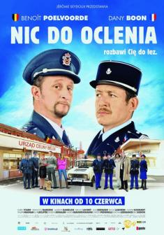 Nic Do Oclenia - Nothing to Declare (2010) [DVDRip] [RMVB] [Lektor PL] [D.T]