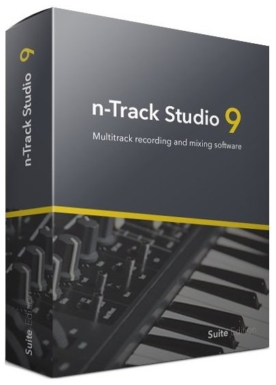 n-Track Studio Suite 9.1.1 Build 3648 - 32bit & 64bit [ENG] [Crack UZ1] [azjatycki]