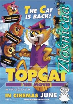 Kocia Ferajna - Top Cat: The Movie *2011* [DVDRip.x264-Złośnicaa] [Dubbing PL]