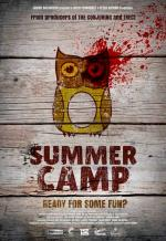Summer Camp *2015* [480p.] [BDRip] [Xvid-on] [Napisy PL]