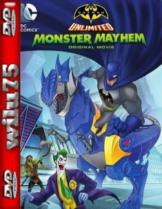 Batman Unlimited: Miasto w mroku - Batman Unlimited: Monster Mayhem *2015* [BRRip] [XviD-KiT] [Lektor PL]