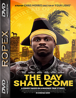 The Day Shall Come (2019) [1080p] [AMZN] [WEB-DL] [H.264-RX] [Lektor PL]