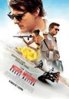 Mission: Impossible: Rogue Nation / Mission: Impossible 5 (2015) [PAL] [DVD9] [Lektor i Napisy PL]