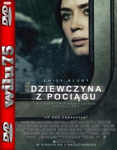 Dziewczyna z pociągu - The Girl on the Train *2016* [480p] [BDRip] [AC3] [XviD-KRT] [Lektor PL]