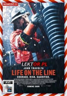 Burza - Life on the Line *2015* [BDRip] [XviD-KiT] [Lektor PL] [zibi6248]